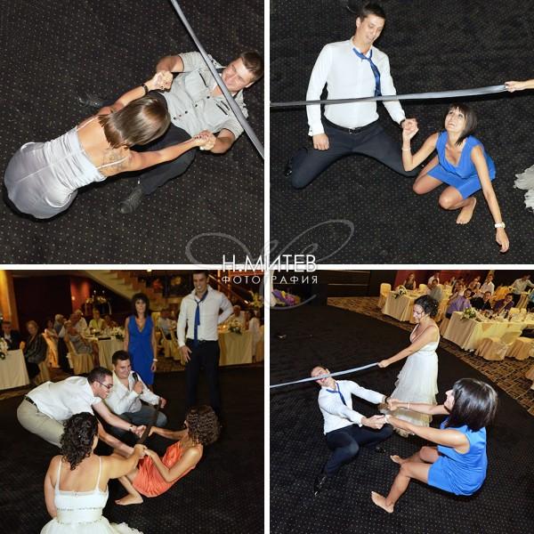 Сватбена игра - лимбо
