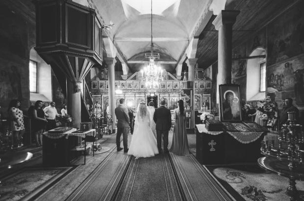 Може ли да се сключи църковен брак преди граждански