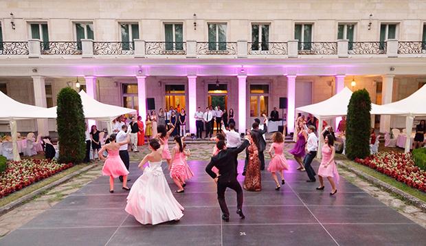 Песен за първи сватбен танц