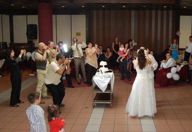 С Балевски на сватба през 2008 година