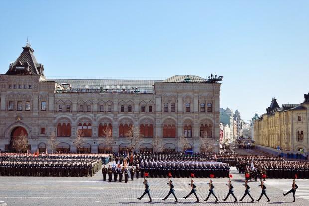Деветомайски парад (Генерална репетиция на 8-ми май)