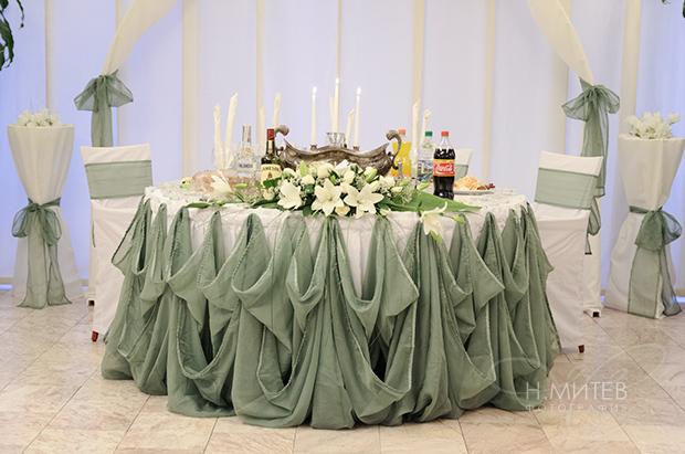 Ресторант за сватба Interpred