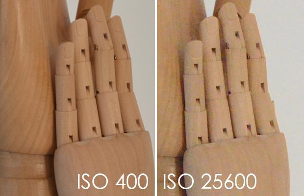 Ниско ISO, високо ISO