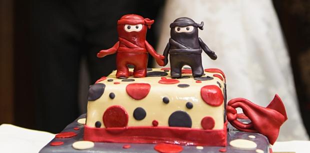 Сватбената торта - понякога значим разход в сватбения бюджет