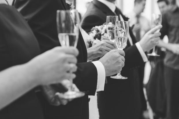 Коктейл за гостите на сватбата
