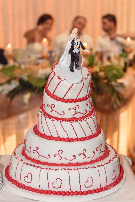 Сватбени фигурки за торта