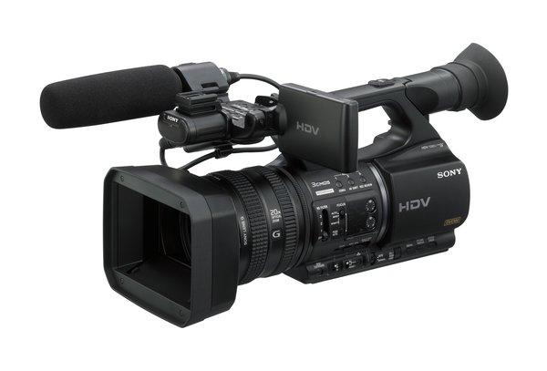 Професионална ръчна камера