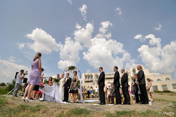 Сватба в Арбанаси