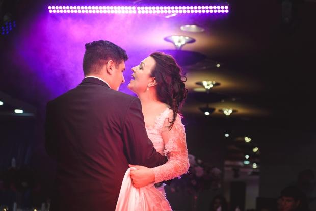 Ефектно осветление за сватба