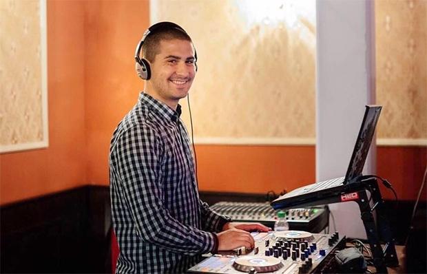 DJ Бисер Георгиев