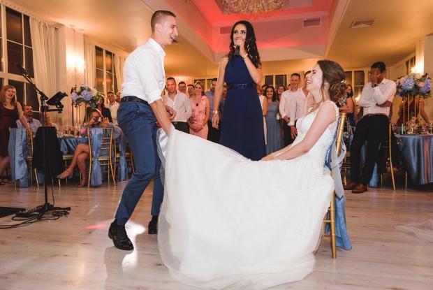 Биляна Цанева - сватбена водеща