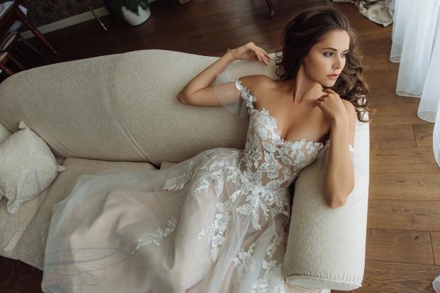 Булчинска рокля Gabbiano