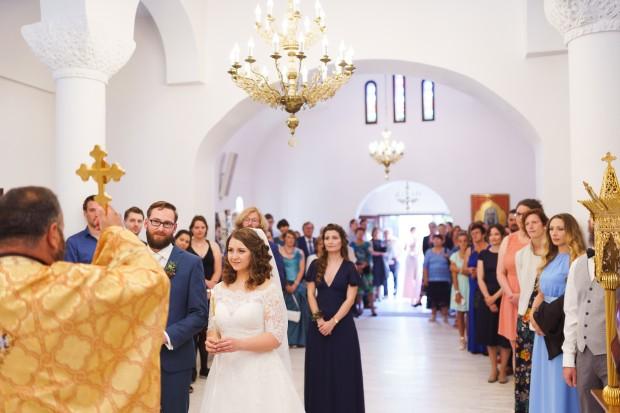 Венчавка в Лозенски манастир