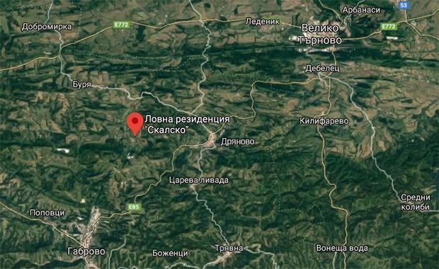 Ловна резиденция Скалско