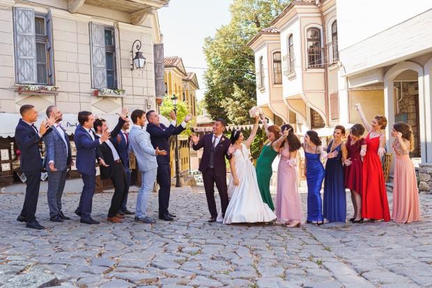 Списък с гостите на сватбата